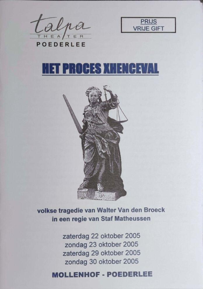 Het Proces Xhenceval