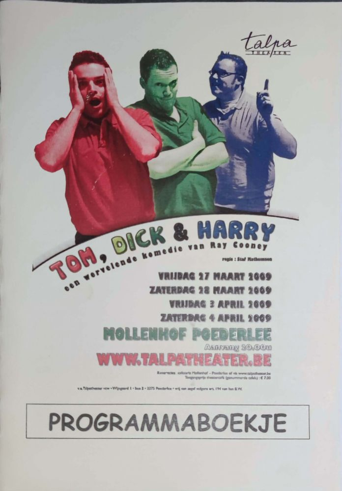 Tom, Dick & Harry