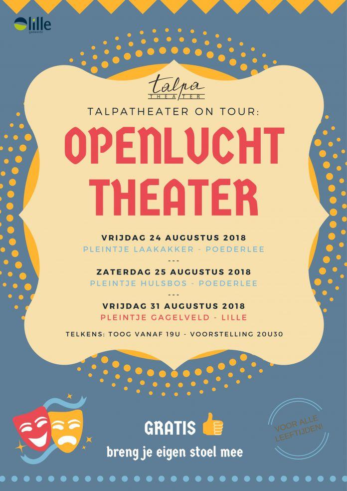 Talpatheater On Tour