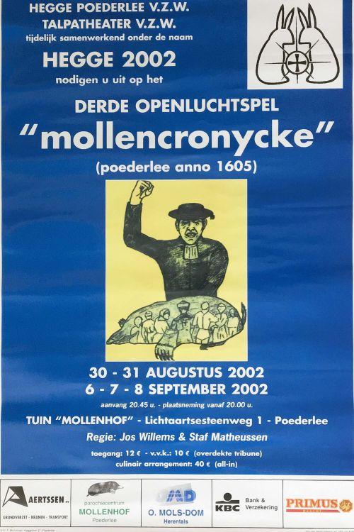 Mollencronycke (3de openluchtspel)