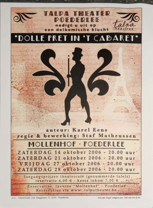 Dolle Pret in't Cabaret