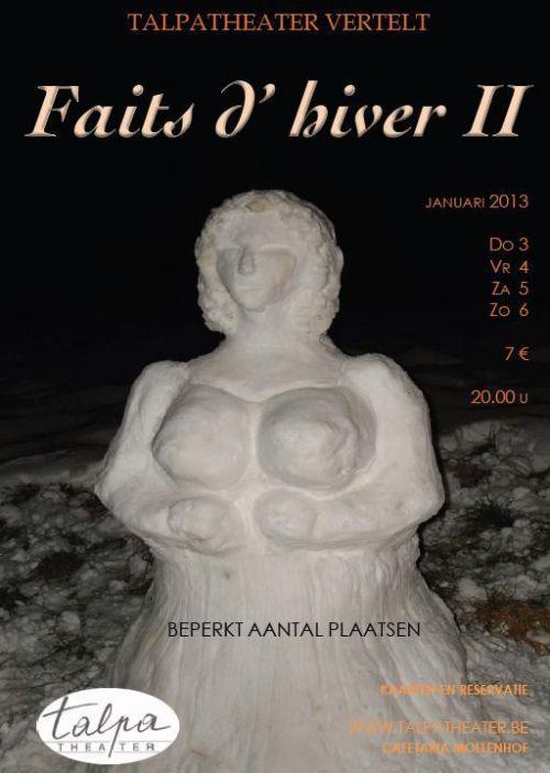 Faits d'Hiver II