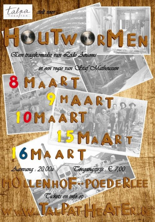 Houtwormen
