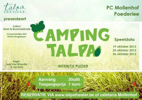Camping Talpa