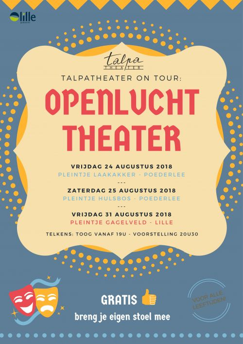 Talpatheater On Tour